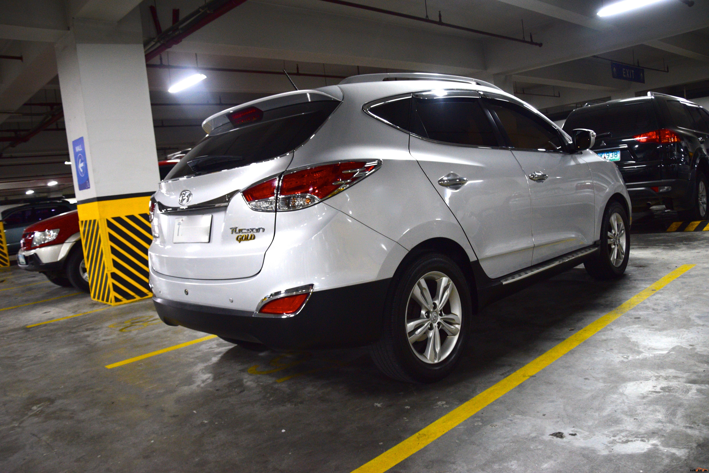 Hyundai Tucson 2012 Car for Sale Metro Manila