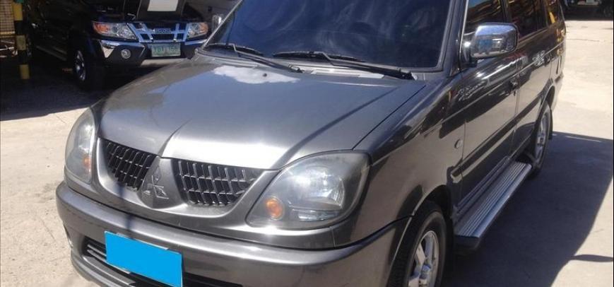 Mitsubishi Adventure 2008 - 3