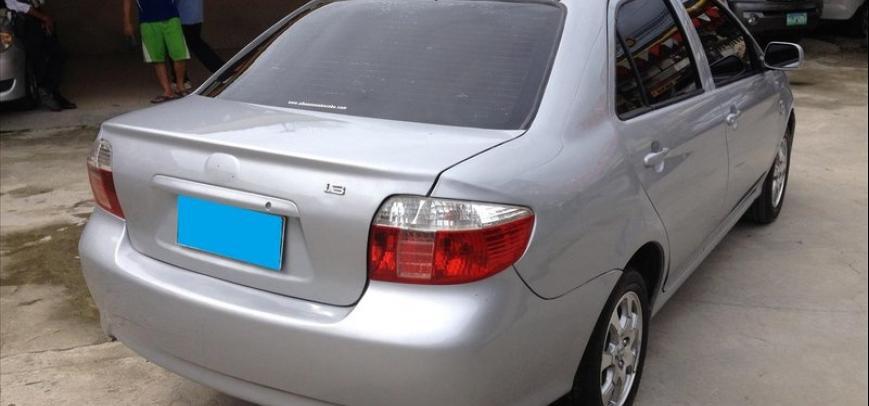 Toyota Vios 2007 - 4