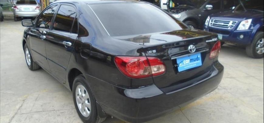 Toyota Corolla 2006 - 8