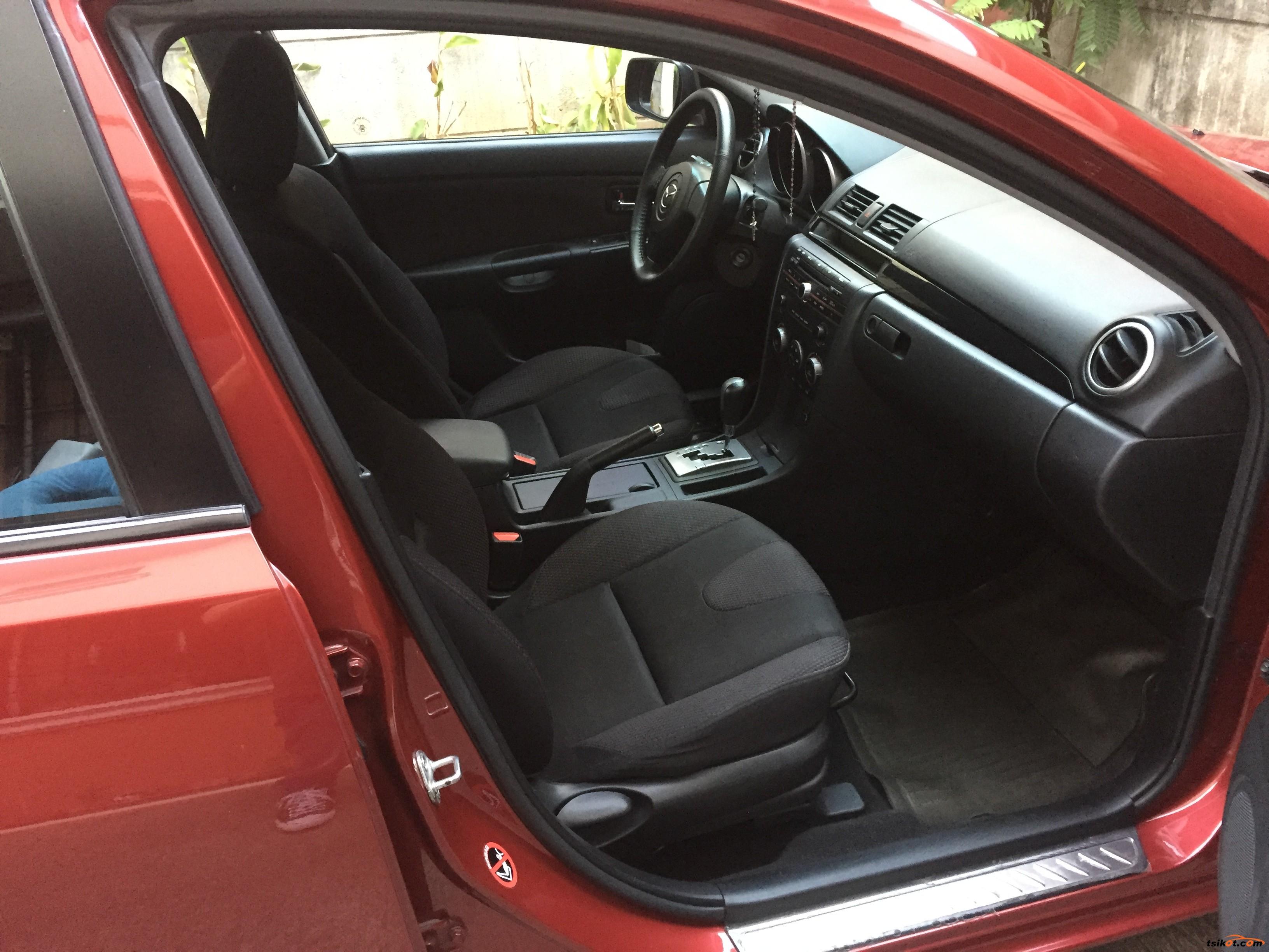 Mazda 3 2011 - 8