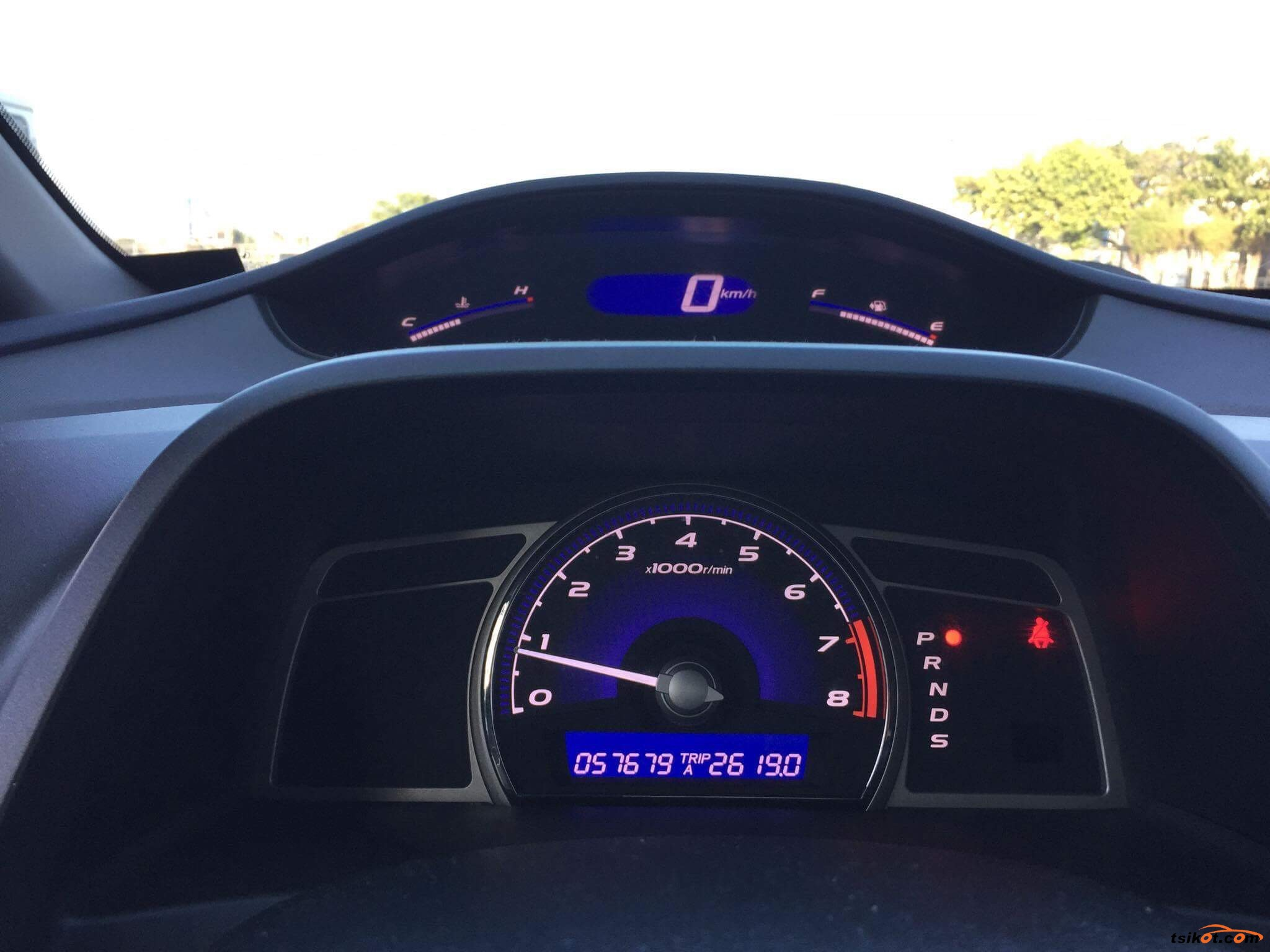 Honda Civic 2009 - 10