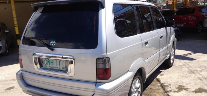 Toyota Rav 2001 - 4
