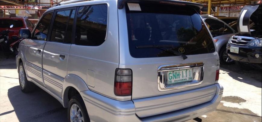 Toyota Rav 2001 - 7