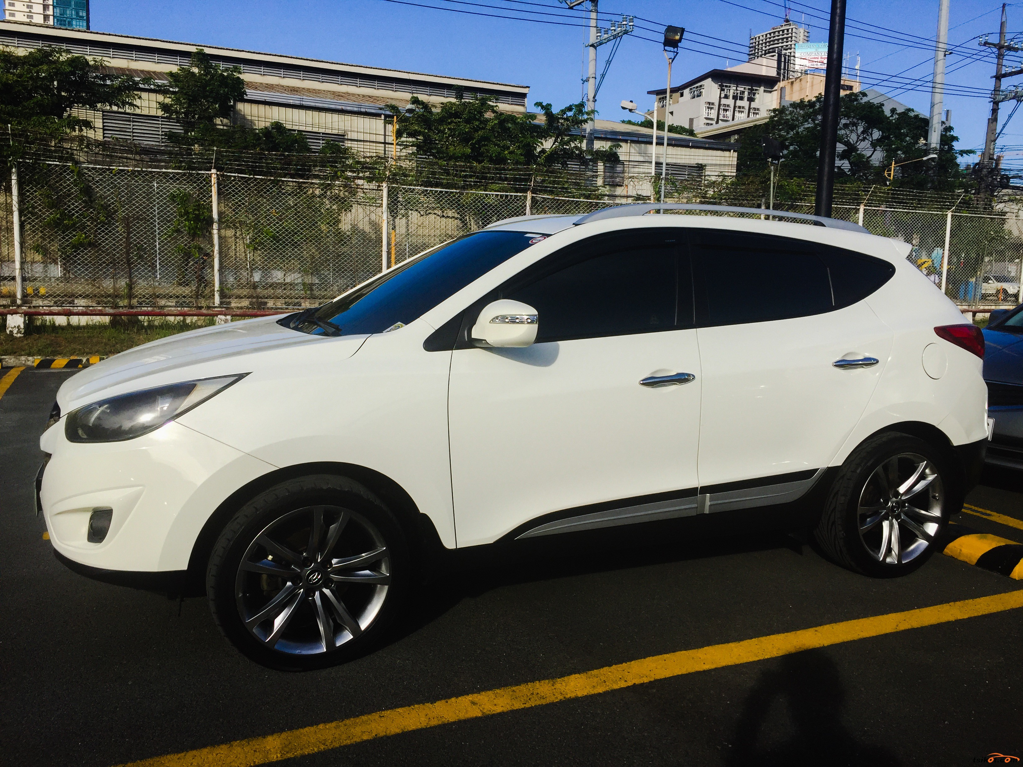 Hyundai Tucson 2012 Car For Sale Metro Manila