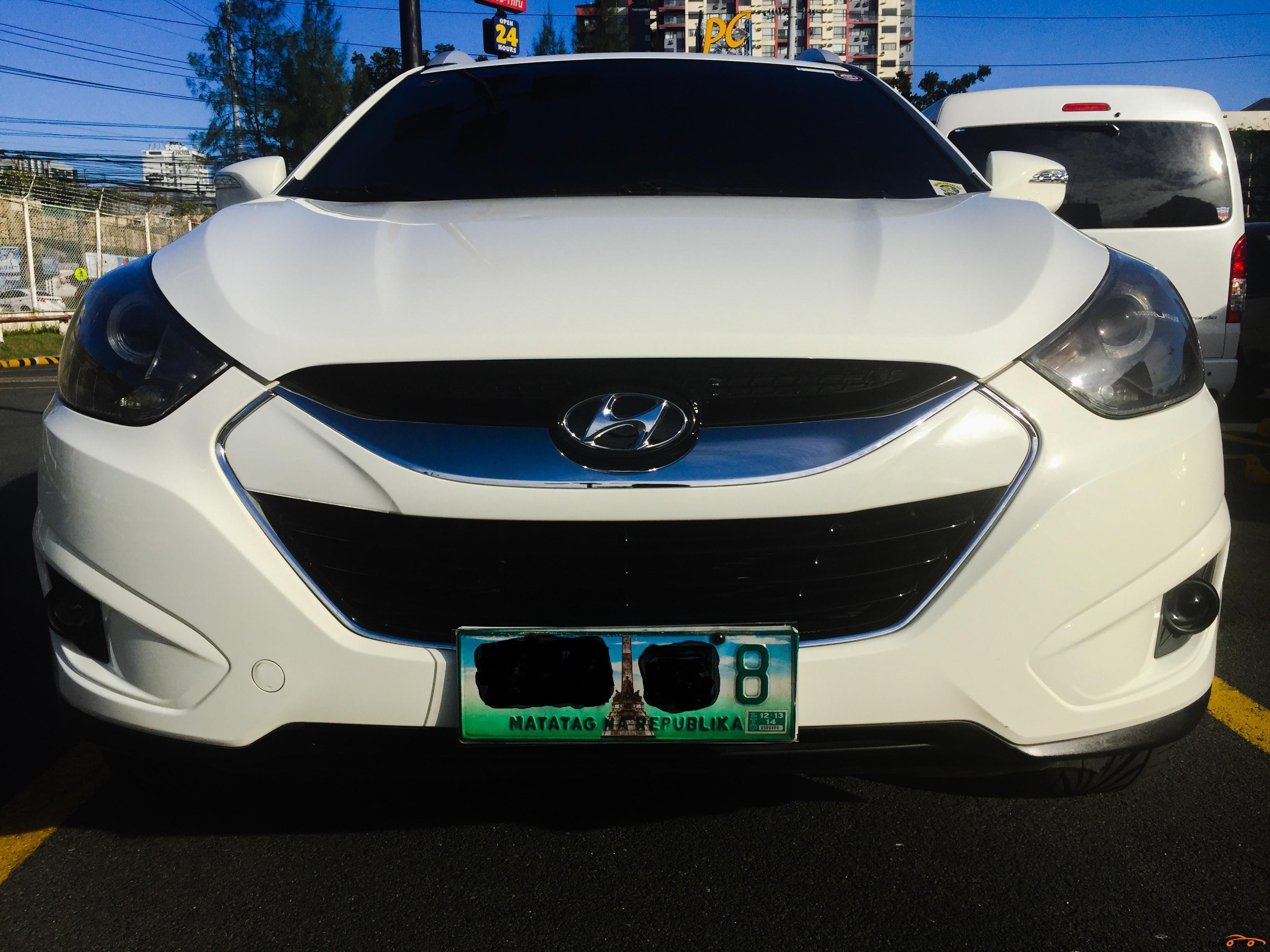 Hyundai Tucson 2012 - 4