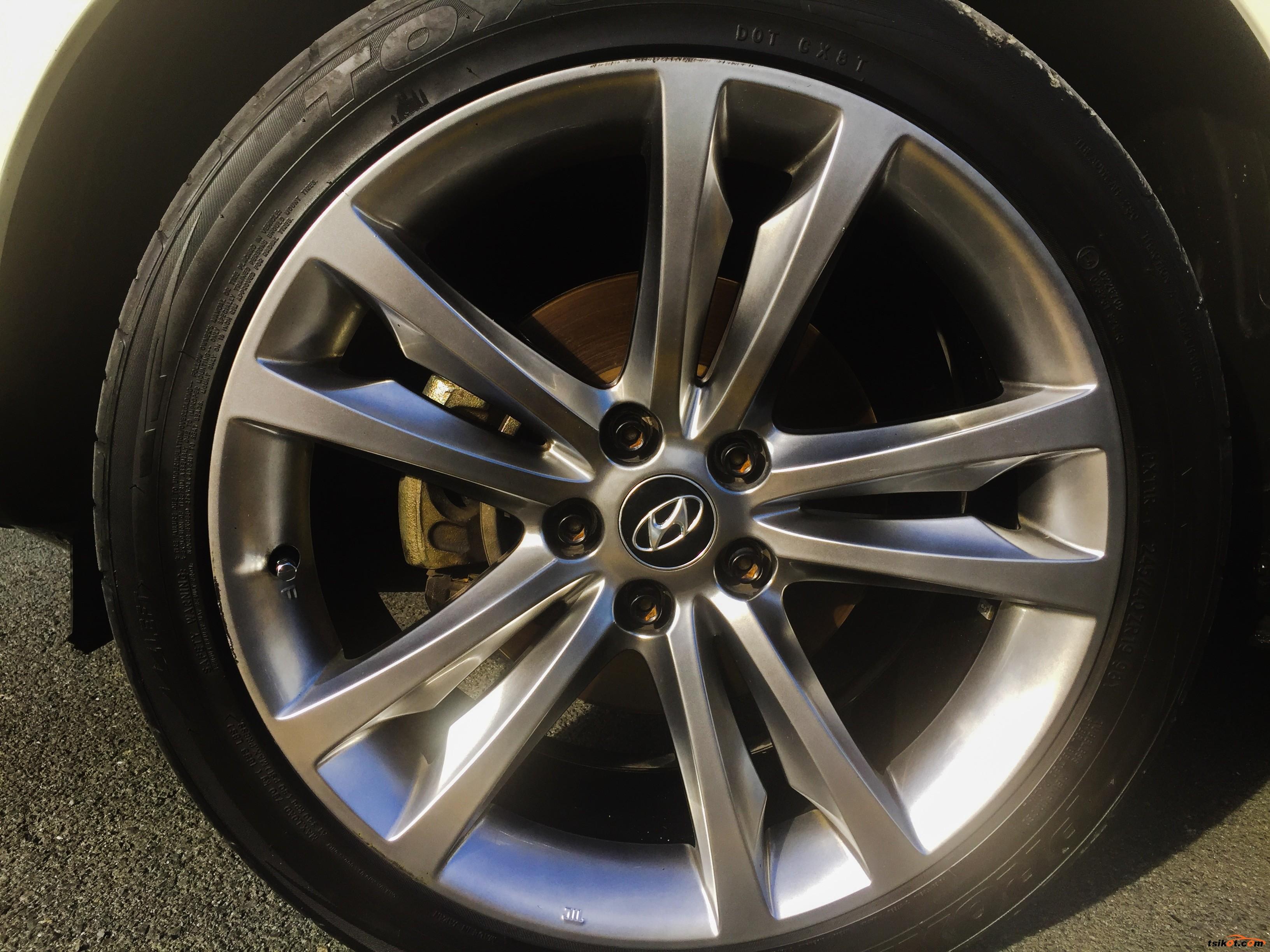 Hyundai Tucson 2012 - 8