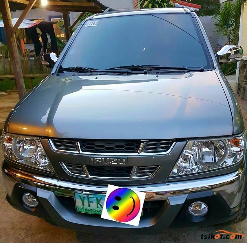 Isuzu Sportivo 2007 - Car for Sale Central Visayas