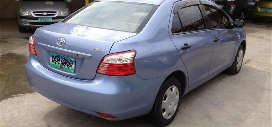 Toyota Vios 2008 - 10