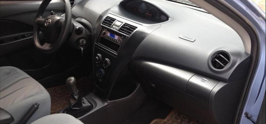 Toyota Vios 2008 - 12