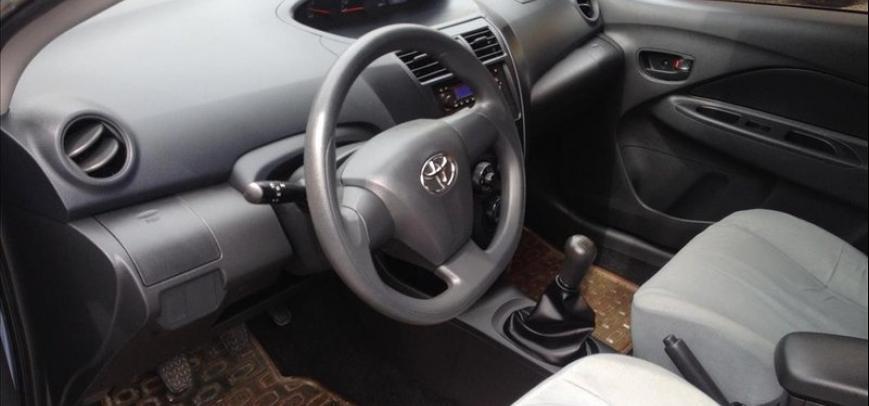 Toyota Vios 2008 - 9