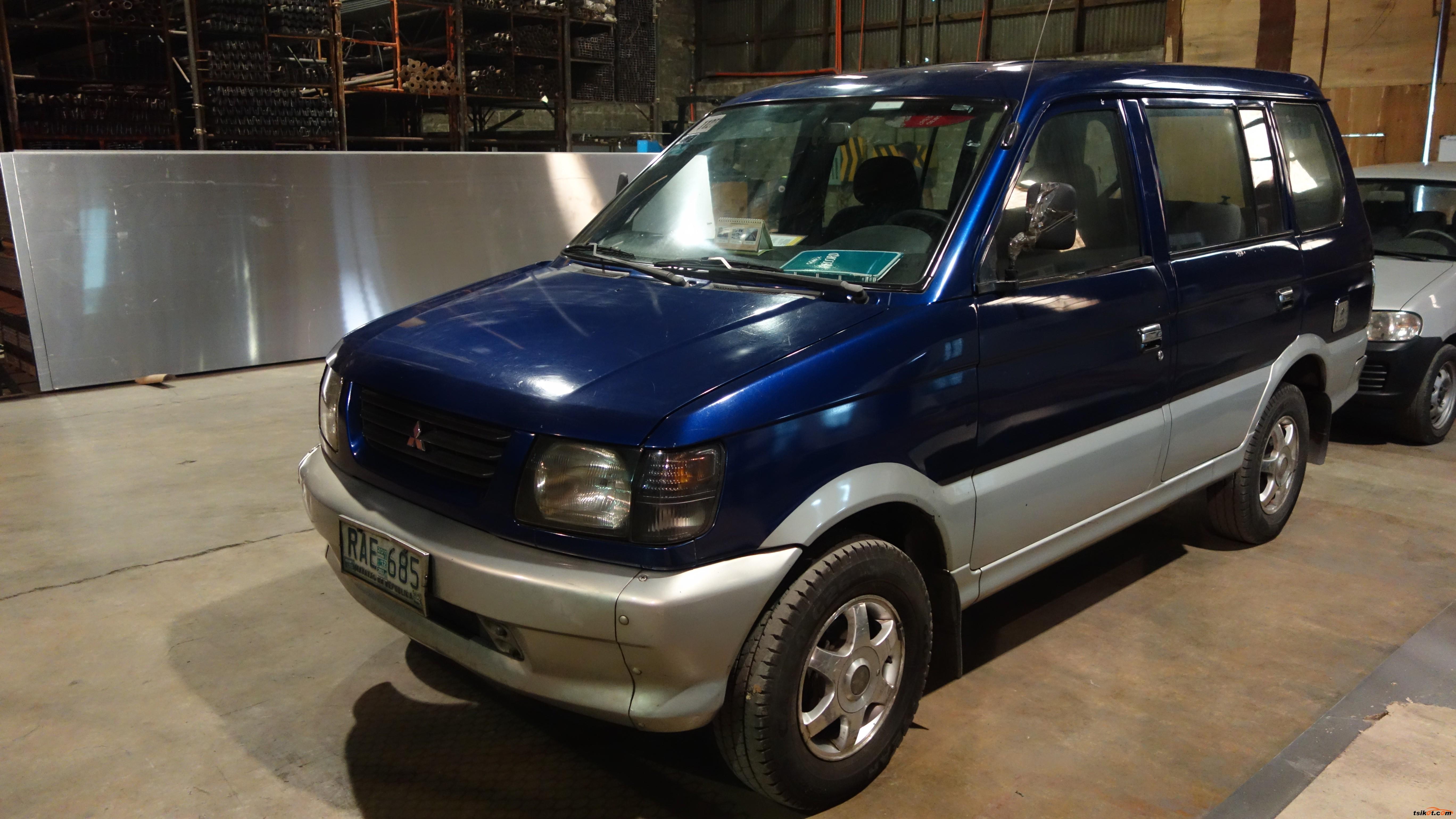 Mitsubishi Adventure 2004 Car For Sale Metro Manila