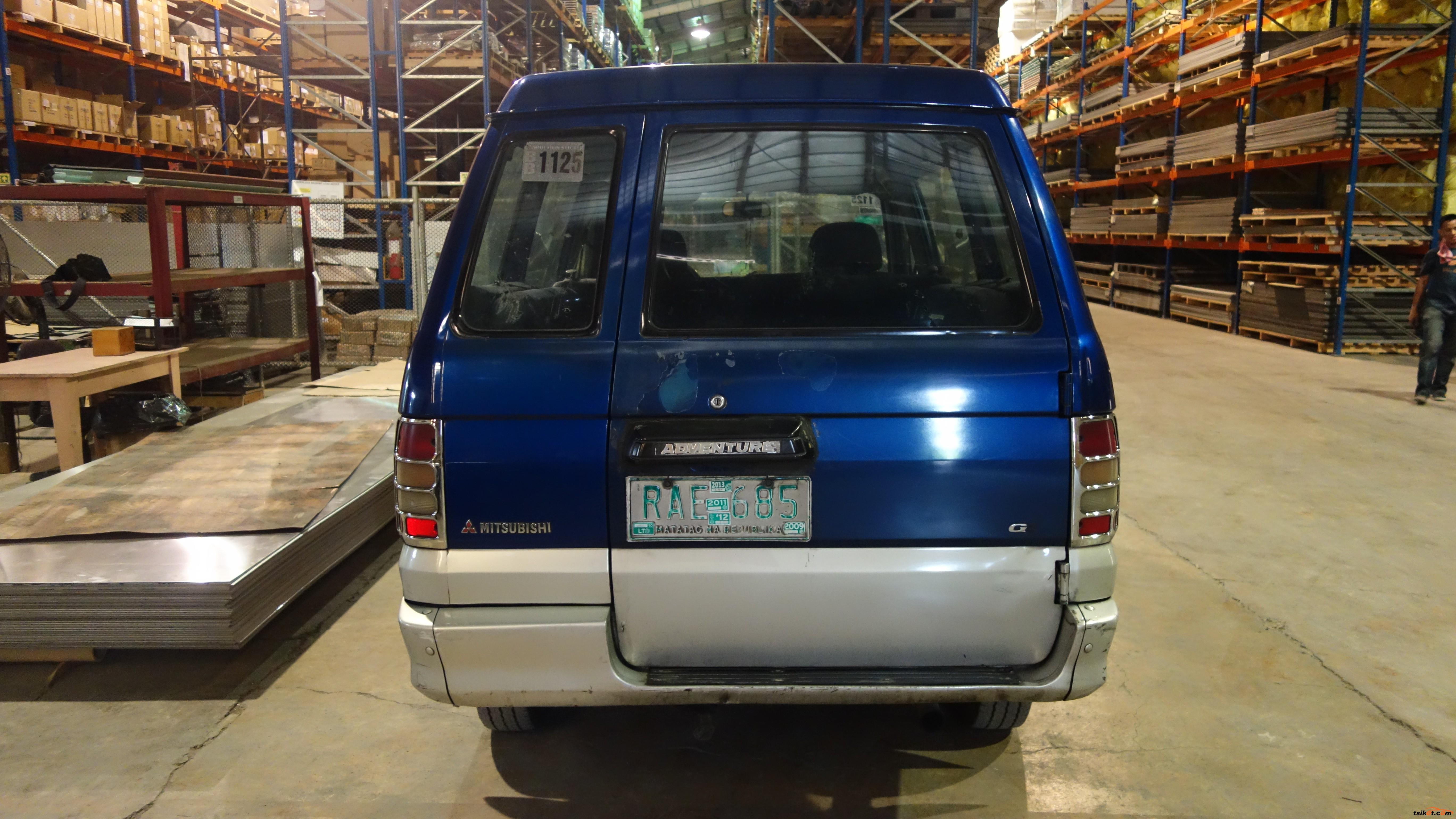 Mitsubishi Adventure 2004 - 6