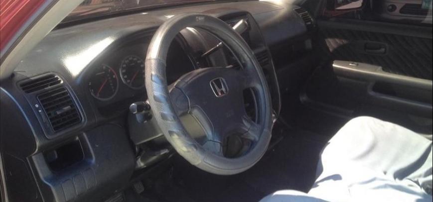 Honda Cr-V 2002 - 8
