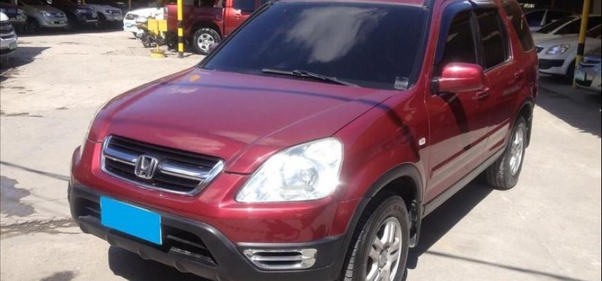 Honda Cr-V 2002 - 9