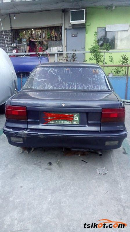 Mitsubishi Lancer 1989 - 3