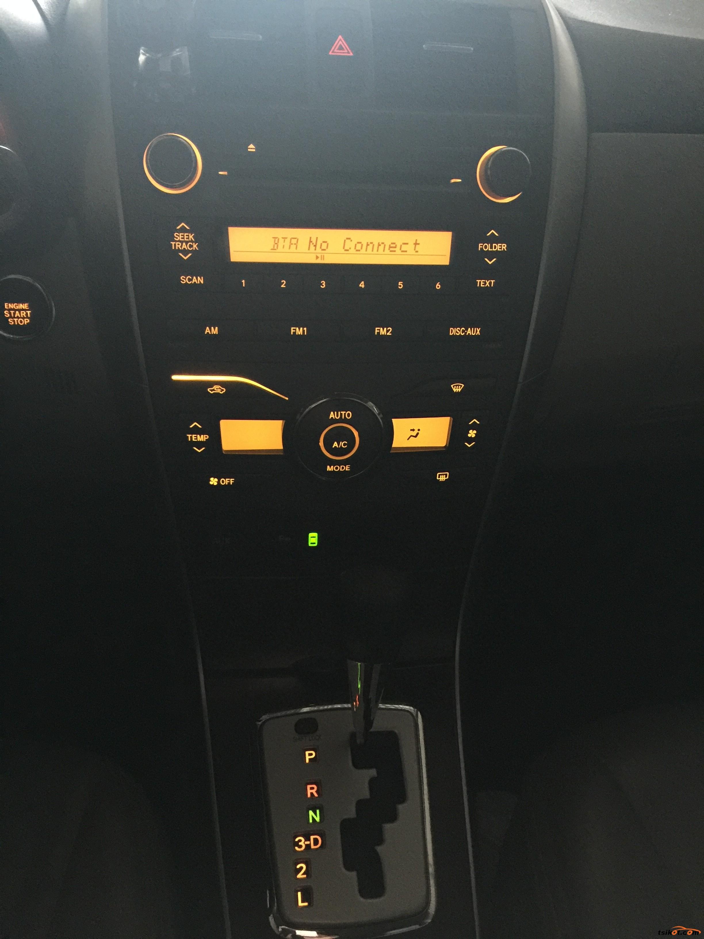 Toyota Corolla 2012 - 8