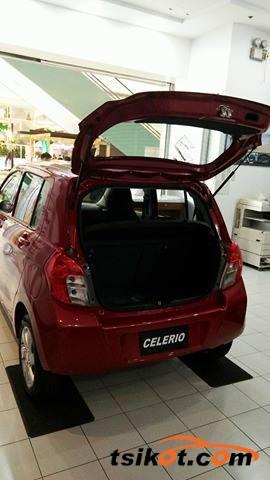 Suzuki Celerio 2016 - 4