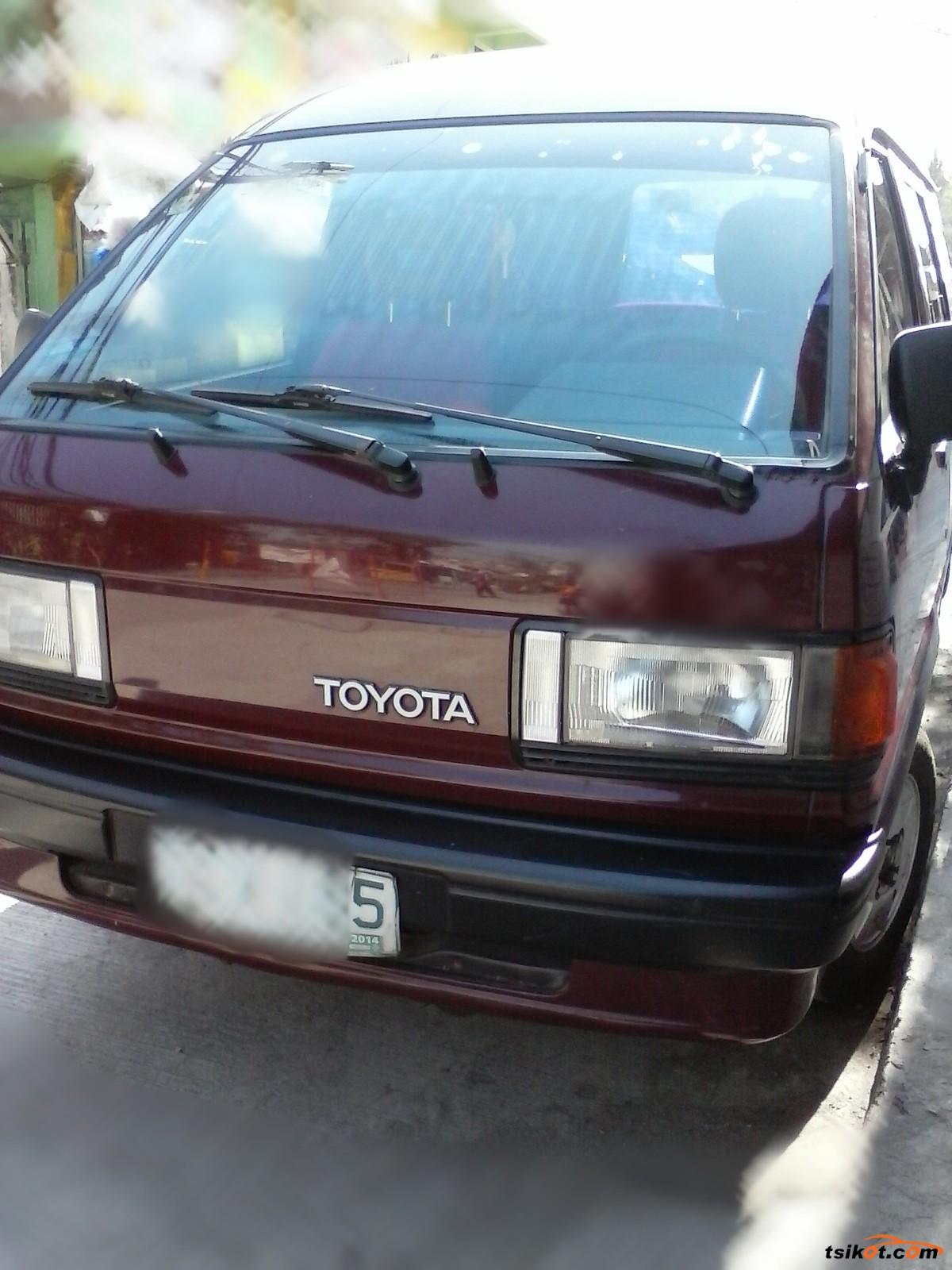 Toyota Lite Ace 1992 - 1
