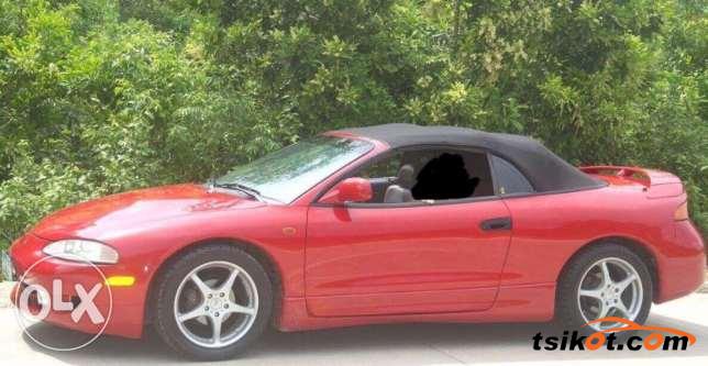 Mitsubishi Eclipse 1997 - 2