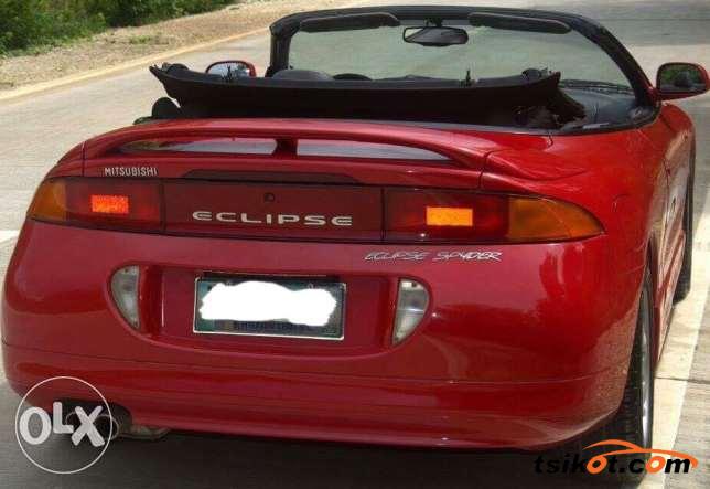 Mitsubishi Eclipse 1997 - 5