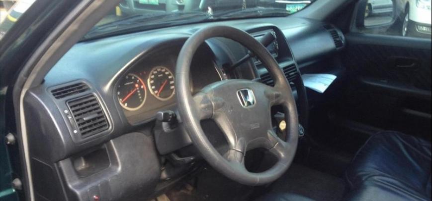 Honda Cr-V 2003 - 8