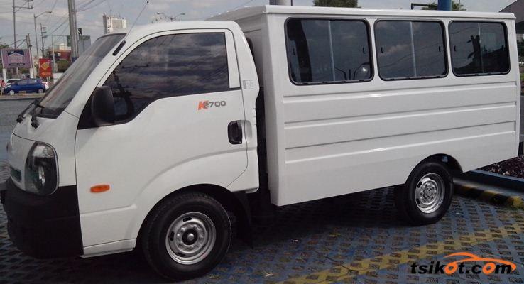 Kia K2700 2016 - 2