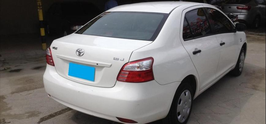 Toyota Vios 2012 - 10