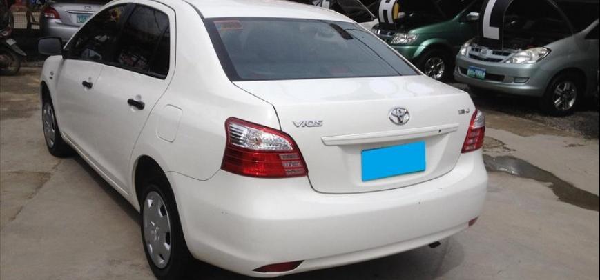 Toyota Vios 2012 - 8