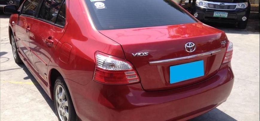 Toyota Vios 2010 - 9