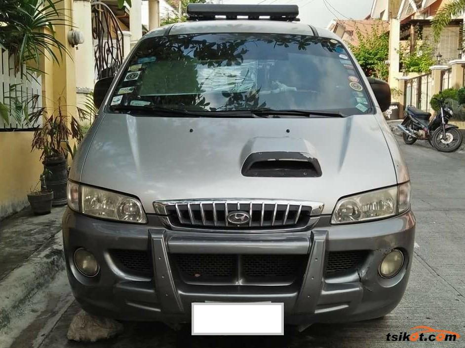 Hyundai Starex 2000 - 3