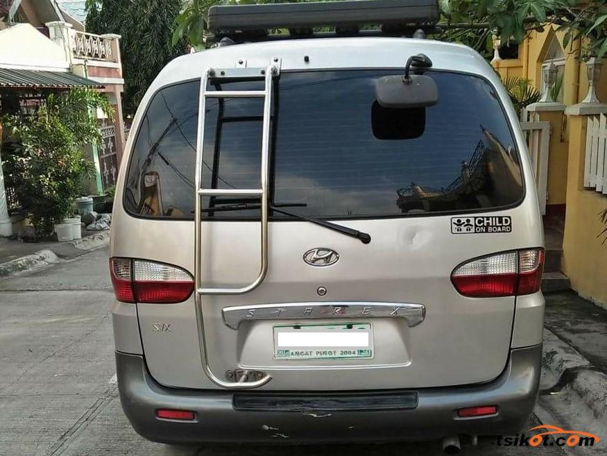 Hyundai Starex 2000 - 4