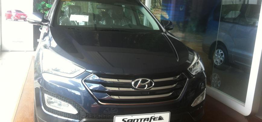 Hyundai Santa Fe 2015 - 12