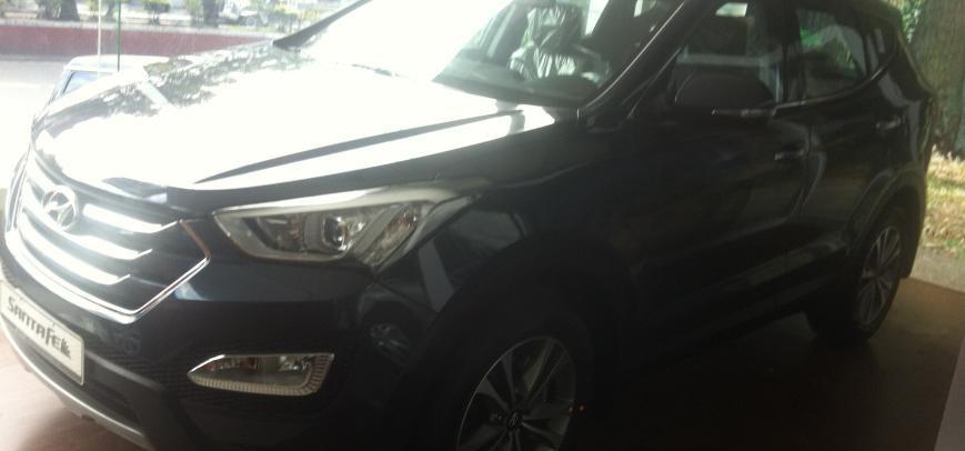 Hyundai Santa Fe 2015 - 8