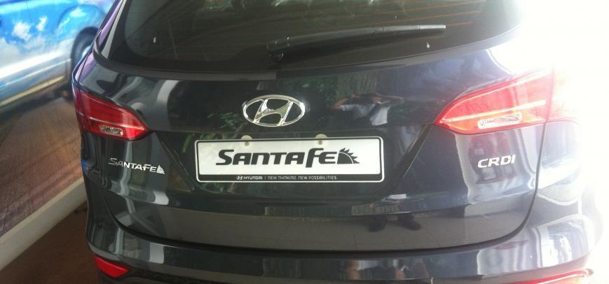 Hyundai Santa Fe 2015 - 9