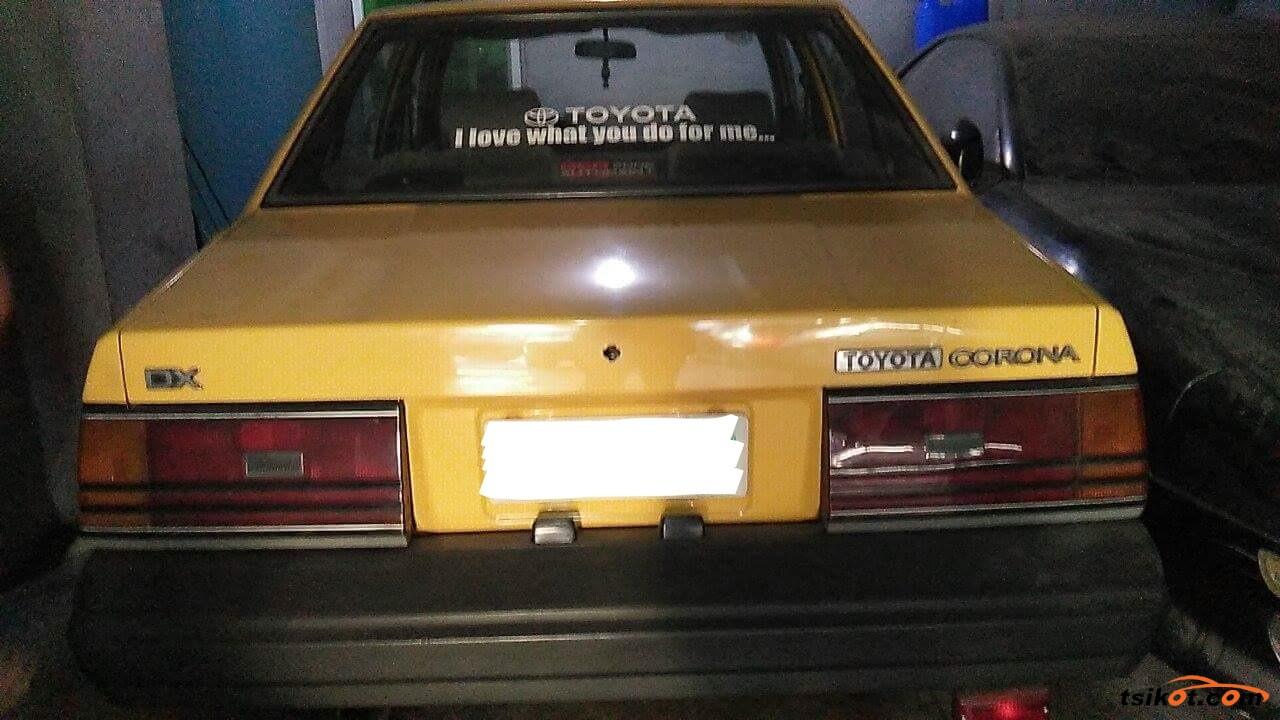 Toyota Corona 1997 - 6