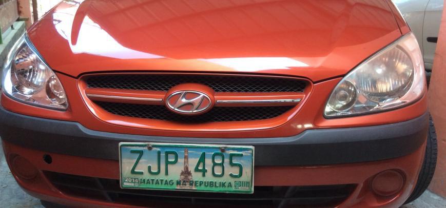 Hyundai Getz 2007 - 4