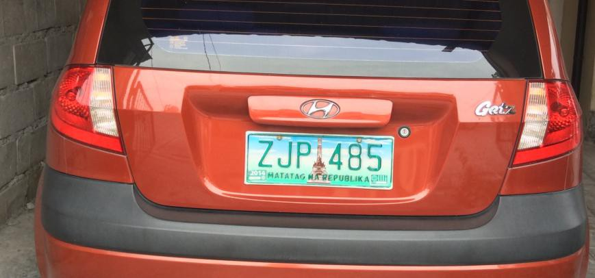 Hyundai Getz 2007 - 5