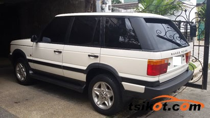 Land Rover Range Rover 1996 - 1