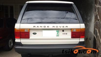 Land Rover Range Rover 1996 - 2
