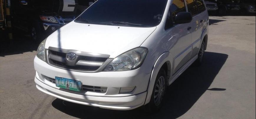 Toyota Innova 2006 - 9