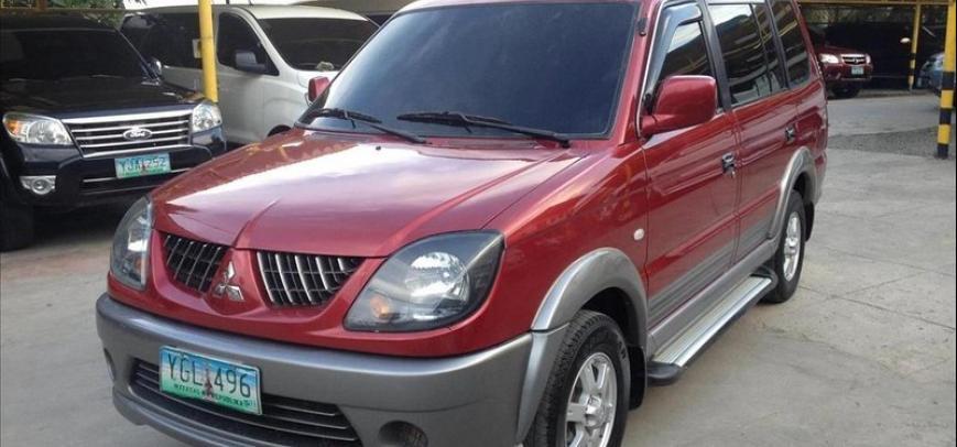 Mitsubishi Adventure 2008 - 13