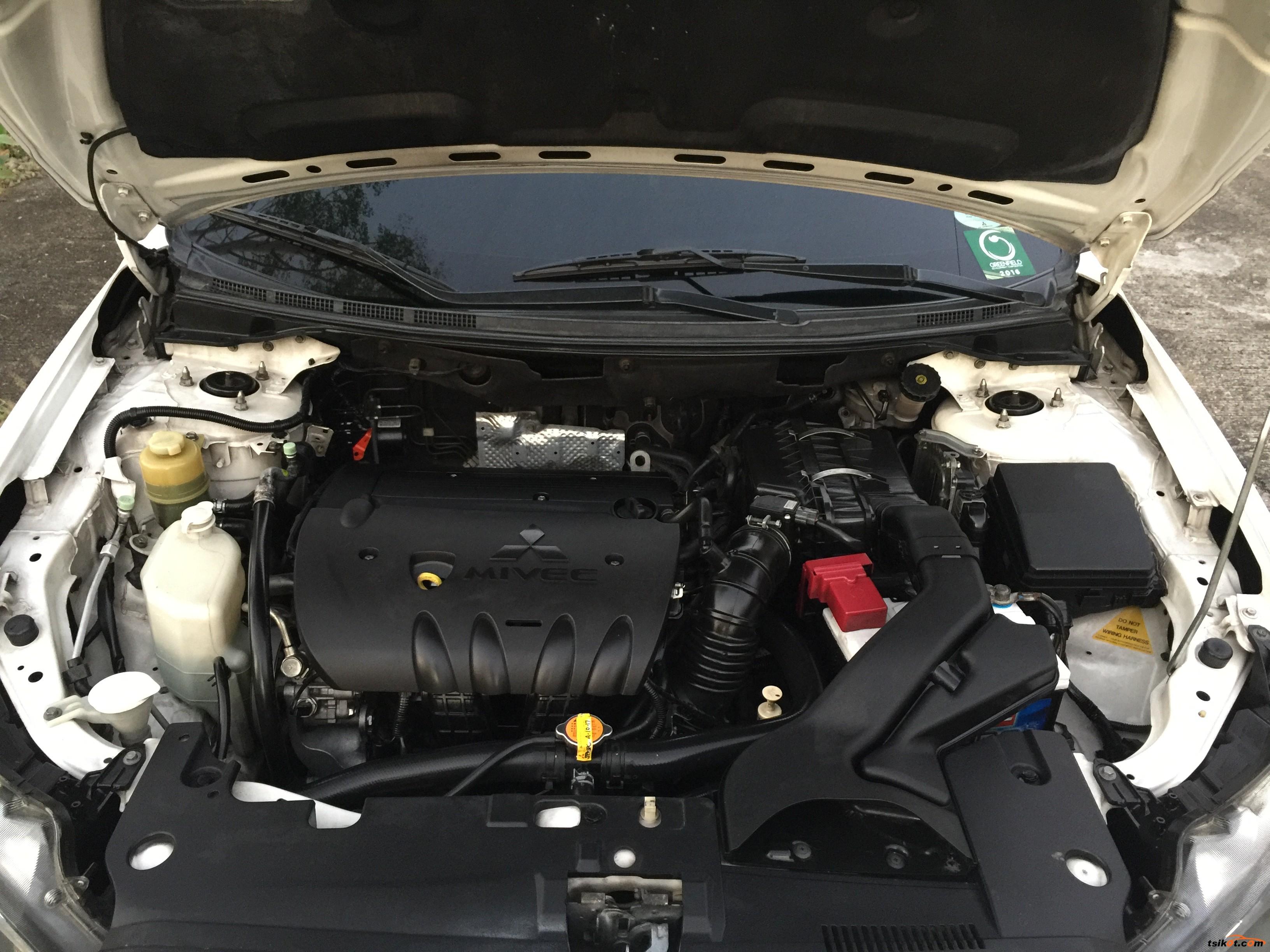 Mitsubishi Lancer 2010 - 8