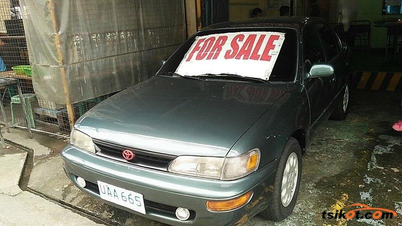 Toyota Corolla 1995 - 6