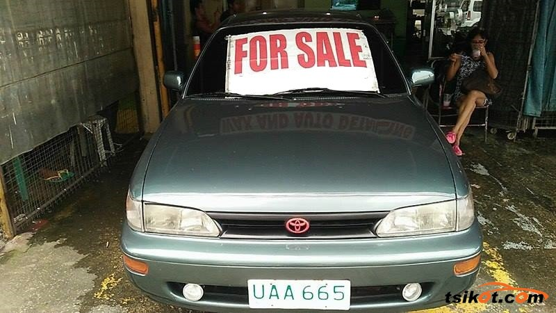 Toyota Corolla 1995 - 7