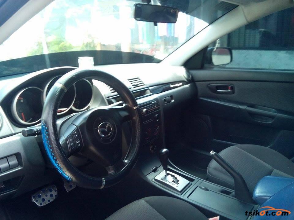 Mazda 3 2006 - 5
