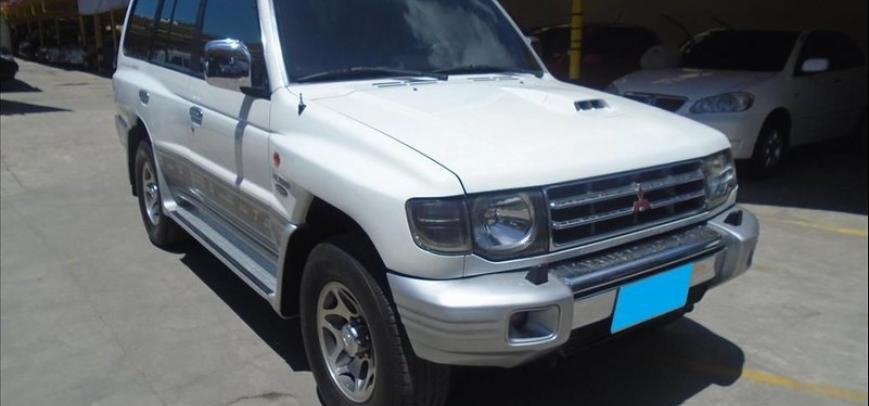 Mitsubishi Pajero 2001 - 8