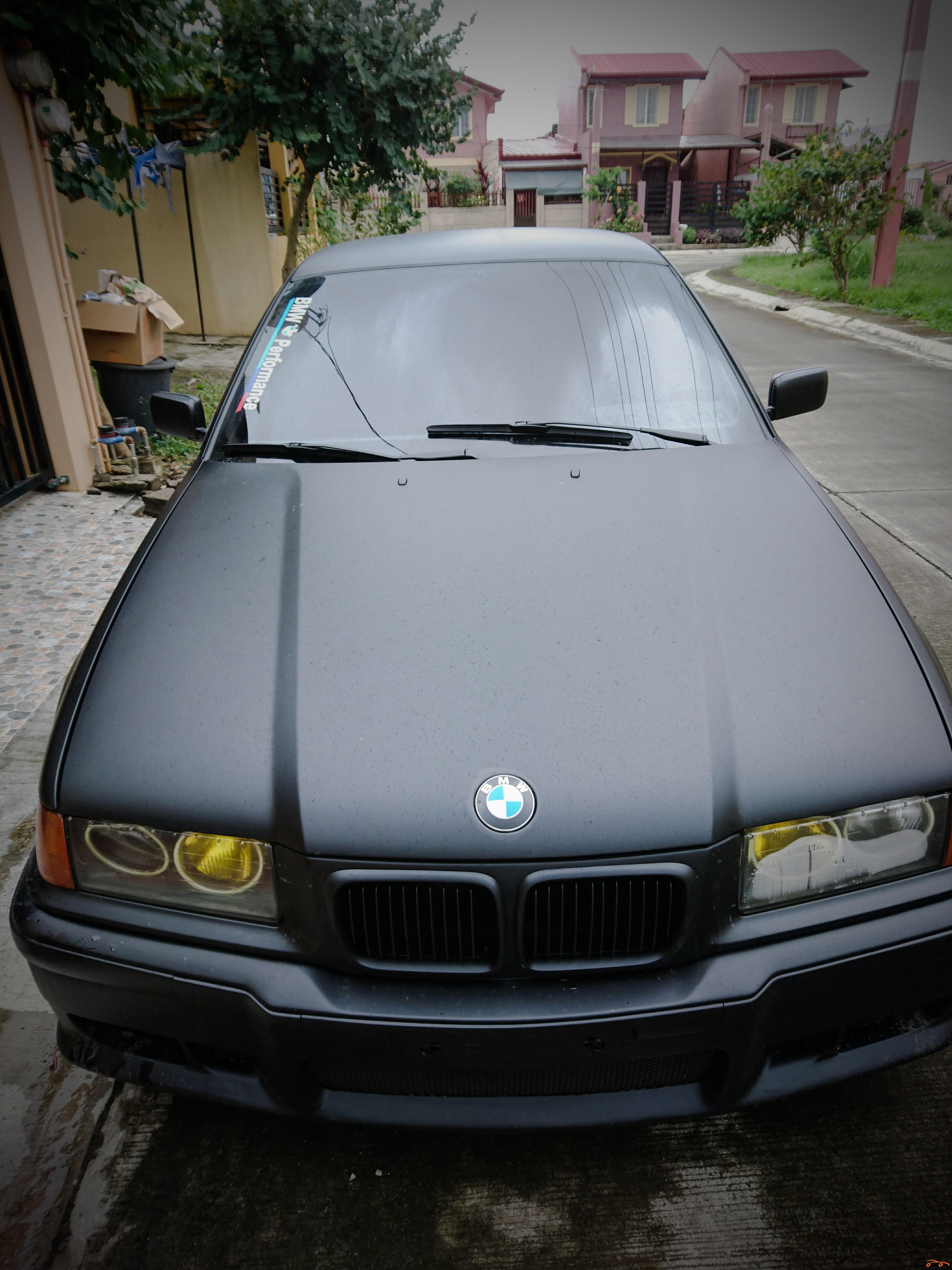 Bmw 316 1997 Car For Sale Calabarzon