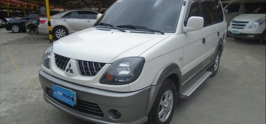 Mitsubishi Adventure 2008 - 10