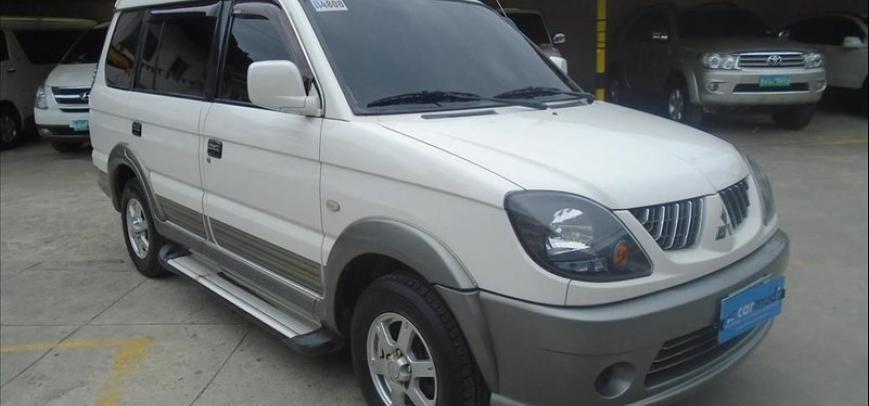 Mitsubishi Adventure 2008 - 4